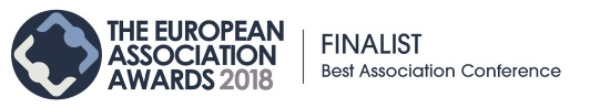 C&L 2018 finalist for Best Association Conference