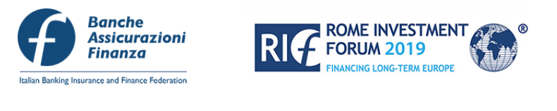 Rome Investment Forum 2019, in cooperation with FeBAF Banner Image